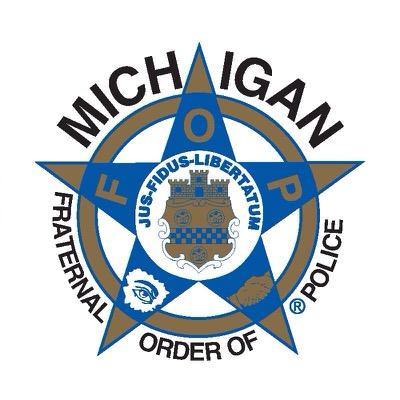 Michigan Fraternal Order of Police Logo