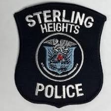 Sterling Heights Police Officers Logo